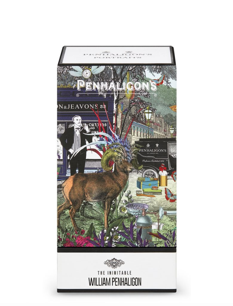 The Inimitable William Penhaligon