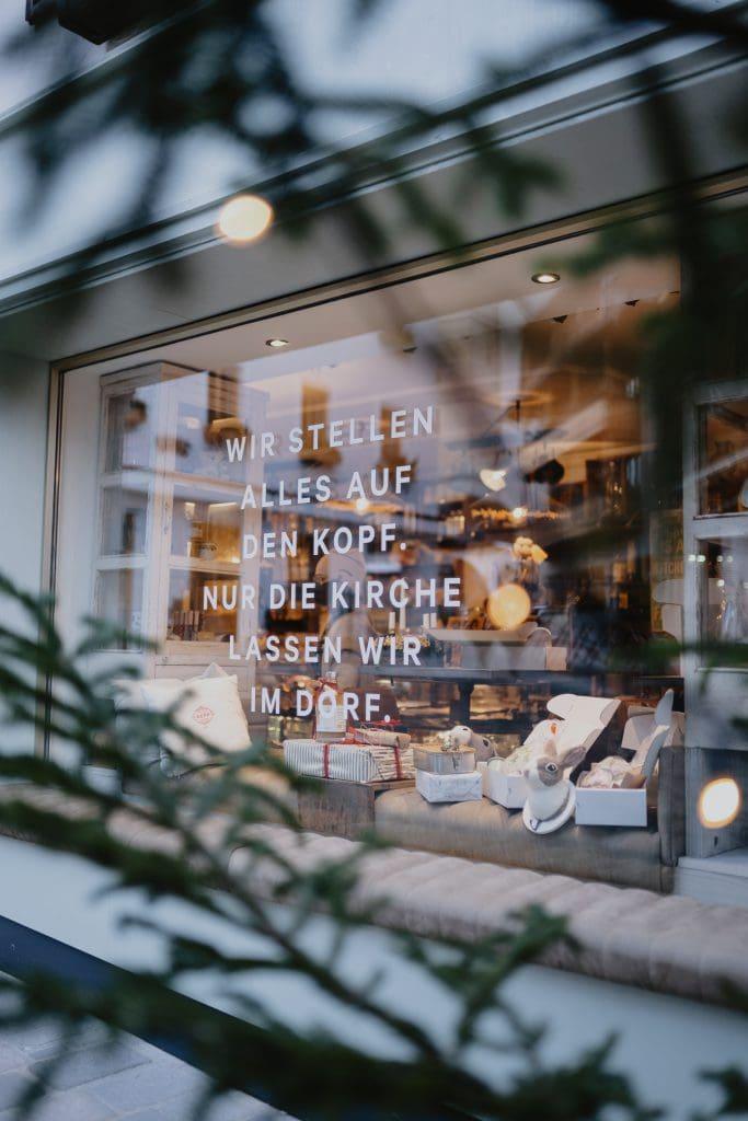 Maria & Josef Consepp Store
