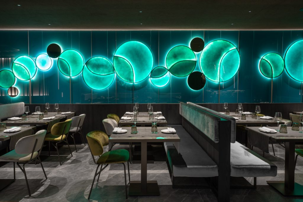 Moya Restaurant New Spaces For The Food Experience The Stylemate