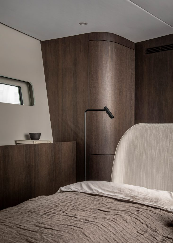 Y/Yachts model Y7: luxurious yacht interior architecture by Norm Architects