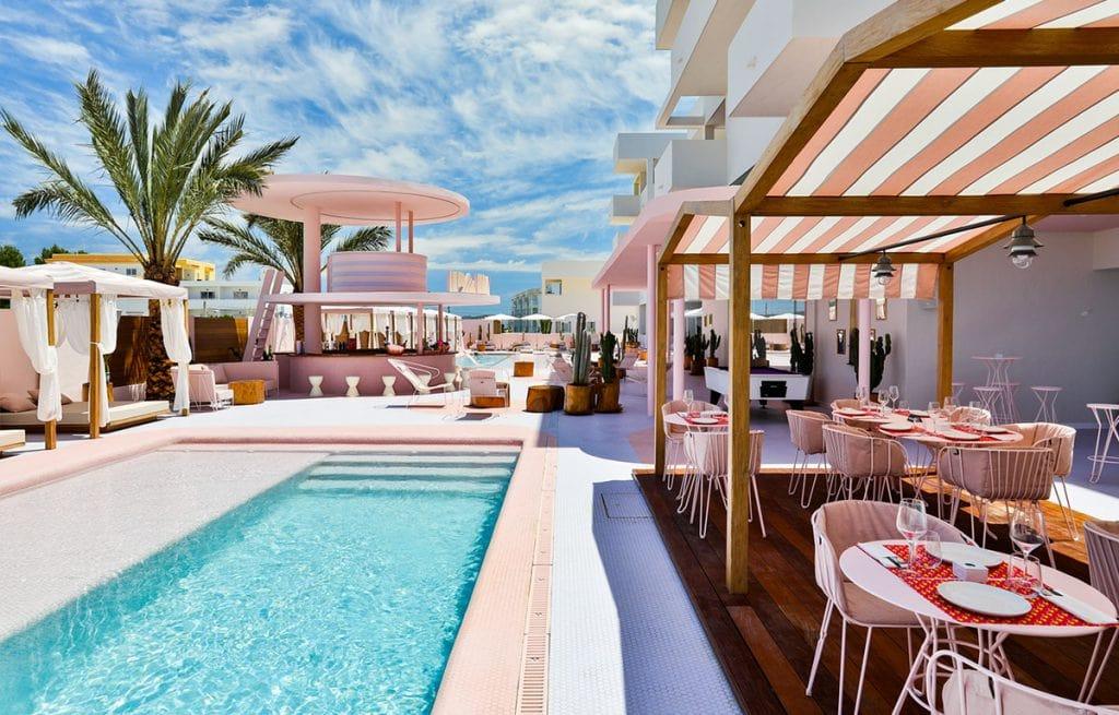 Pardiso Ibiza Art Hotel Pool
