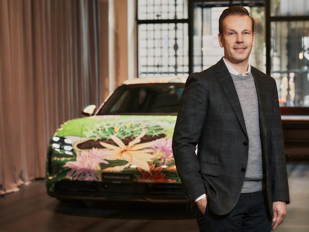 Michael Glinski, CEO Porsche Schweiz AG