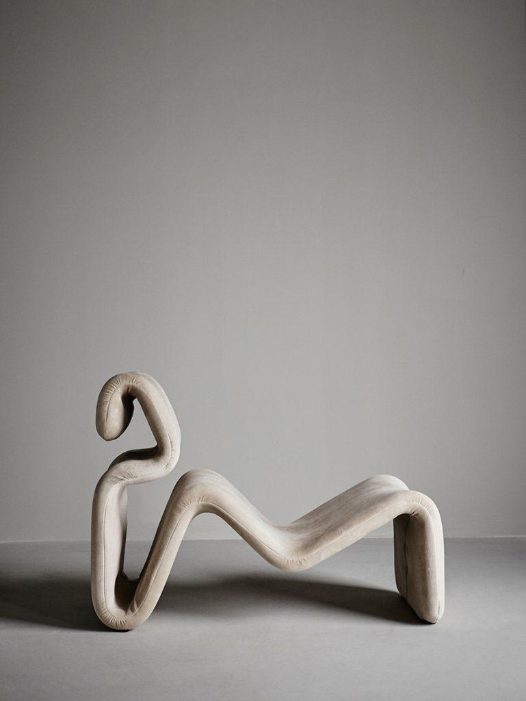 Etcetera Lounge Chair by Artilleriet Store