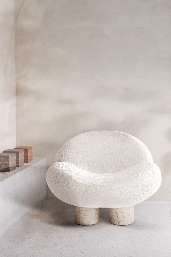 Hygge Armchair by Collector Group - trend report by Melissa Pyell