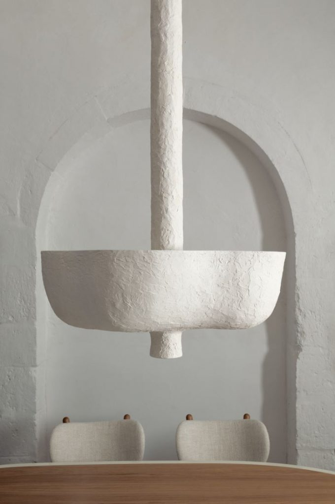 Eole Suspension by Pierre Augustin Rose - trend report by Melissa Pyell