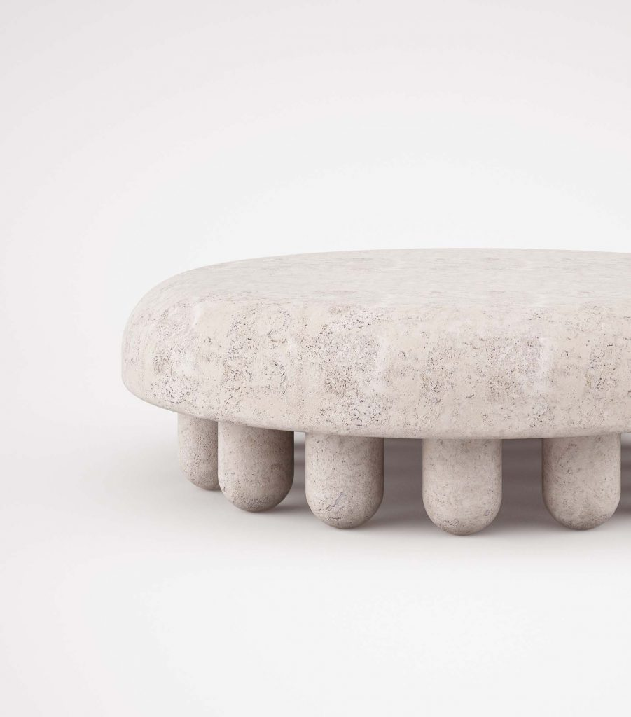 Orsetto 02 Coffee Table by STUDIOTWENTYSEVEN - trend report by Melissa Pyell