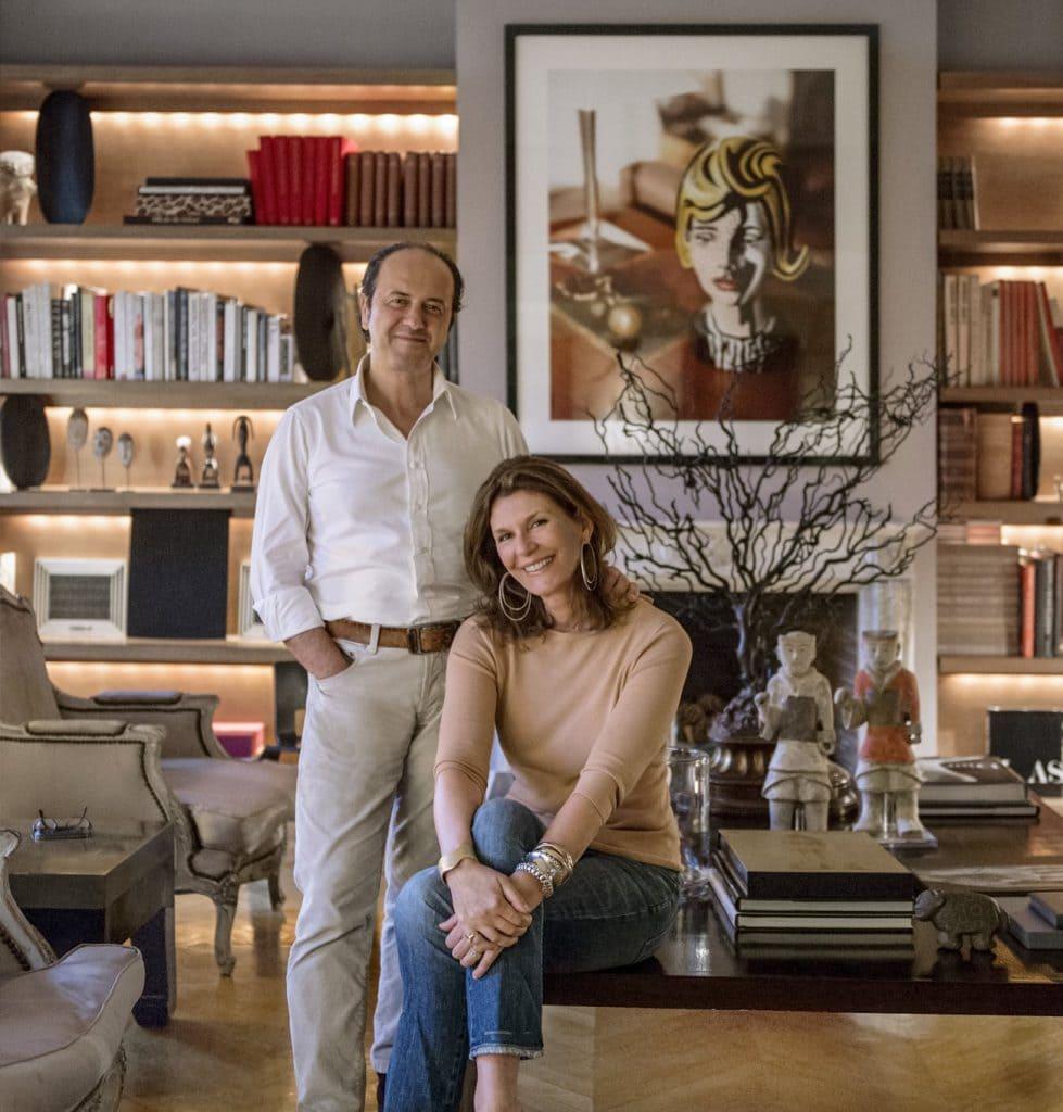 Prosper & Martine Assouline