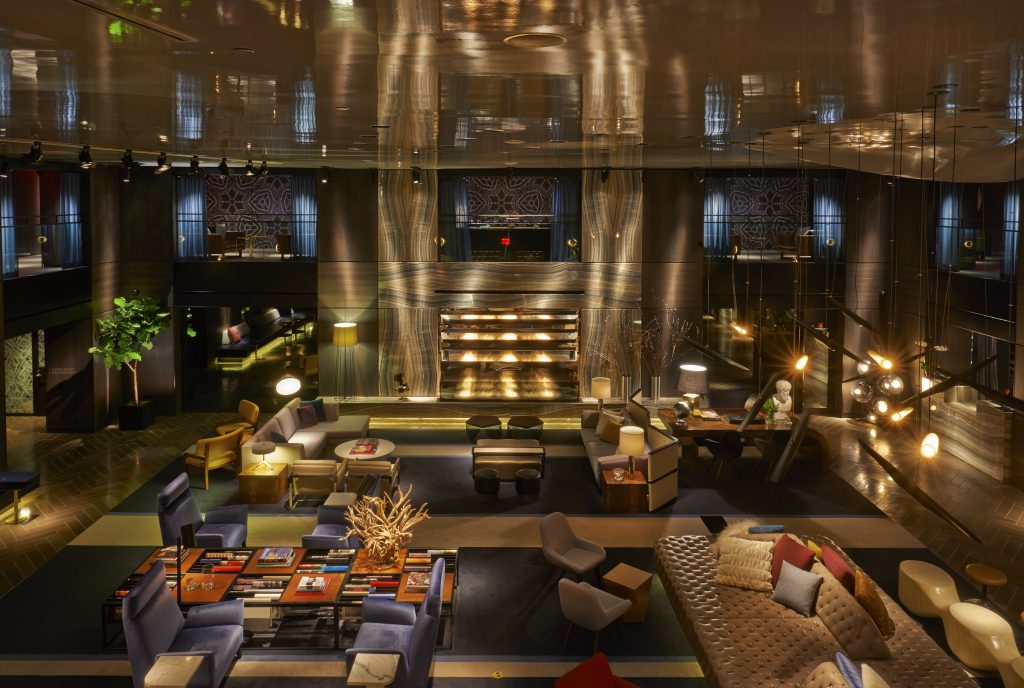 The Paramount Design Hotel