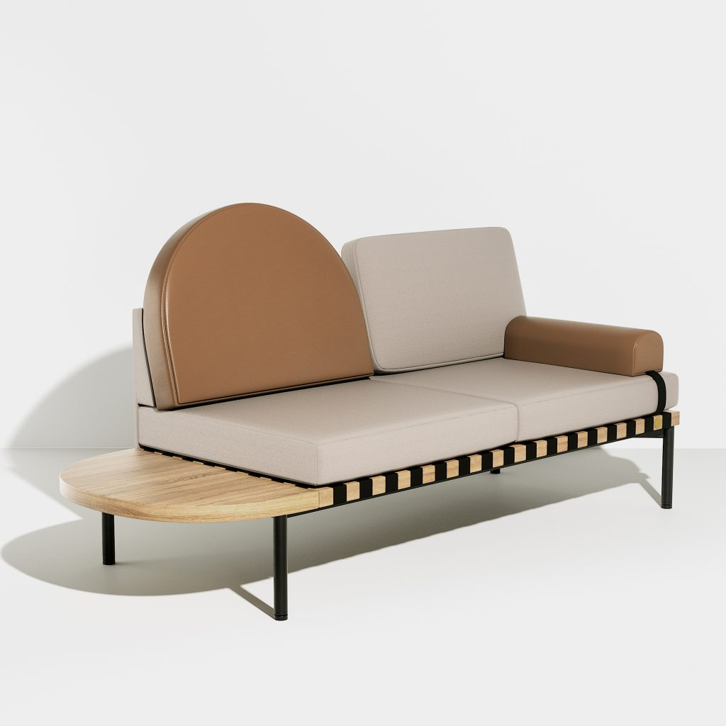 Daybed Grid