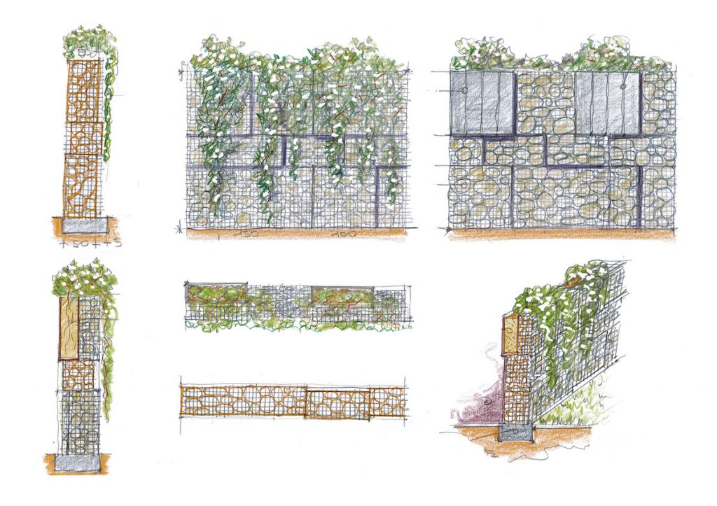 Terna Umspannwerk by Pierattelli Architetture