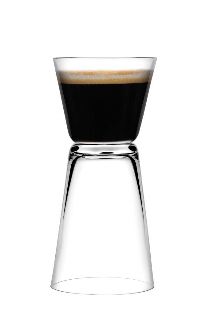 DUAL COFFEE GLASS von Sevgi Kes   Nude Design Istanbul