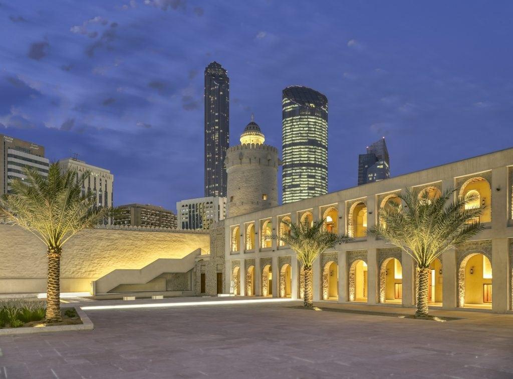 Qasr Al Hosn im Emirat