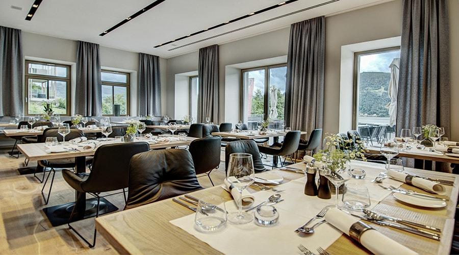 Restaurant © Seehotel Bellevue