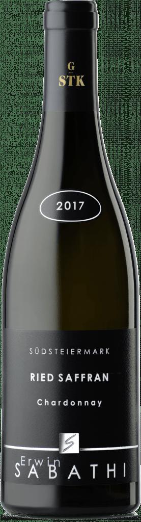 Ried Saffran Chardonnay 2017, Photo: Weingut Erwin Sabathi