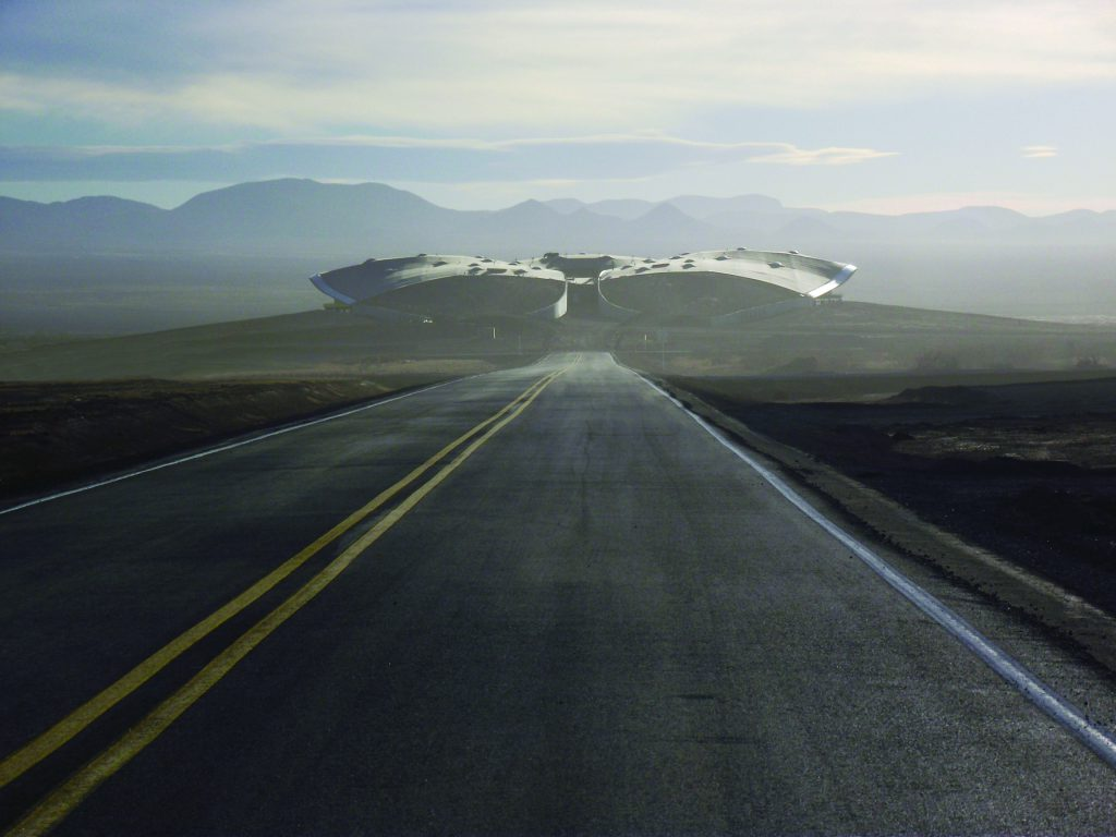 Spaceport America, Foto by Virgin Galactic