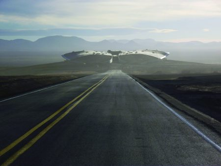 Spaceport America, Photo by Virgin Galactic