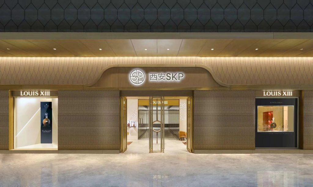 Vudafieri Saverino Design For New Luxury Malls In China The Stylemate