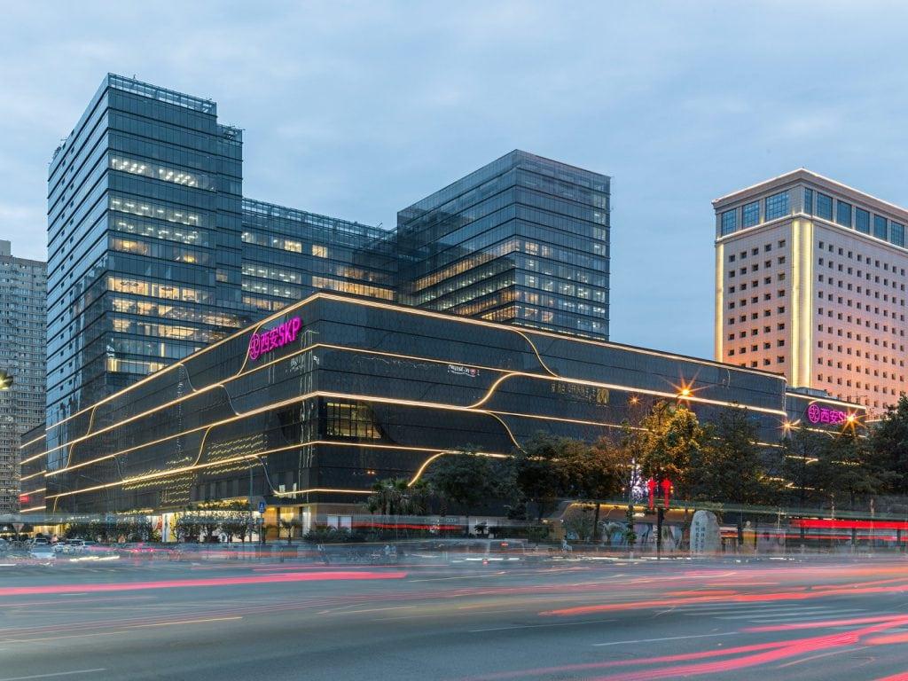 SKP Mall Xian