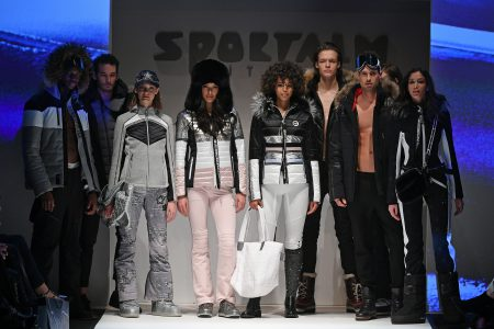 Merces Benz Berlin Fashion Week 2018, Sportalm Show