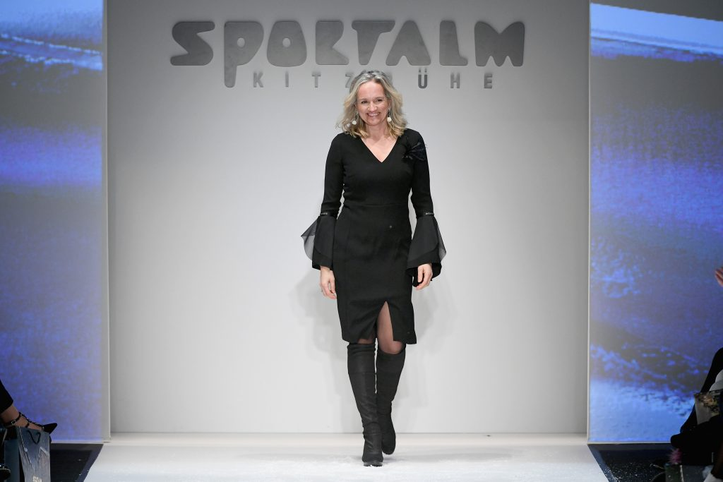 Ulli Ehrlich, Merces Benz Berlin Fashion Week 2018 - Sportalm Show