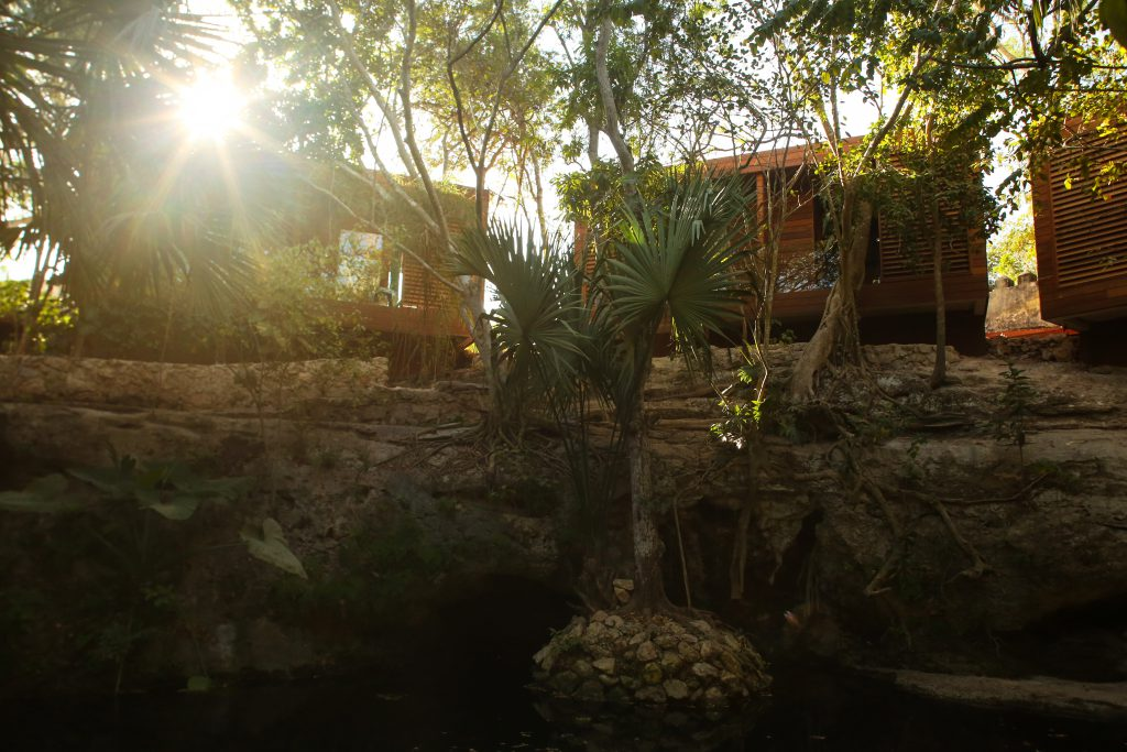 spa cabin Chablé Resort & Spa
