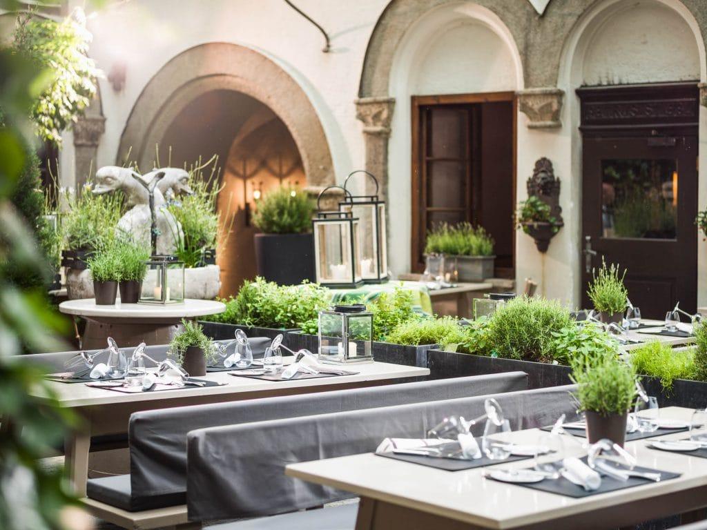 Das älterste Restaurant Europas: genusserlebnis im  Stiftskulinarium