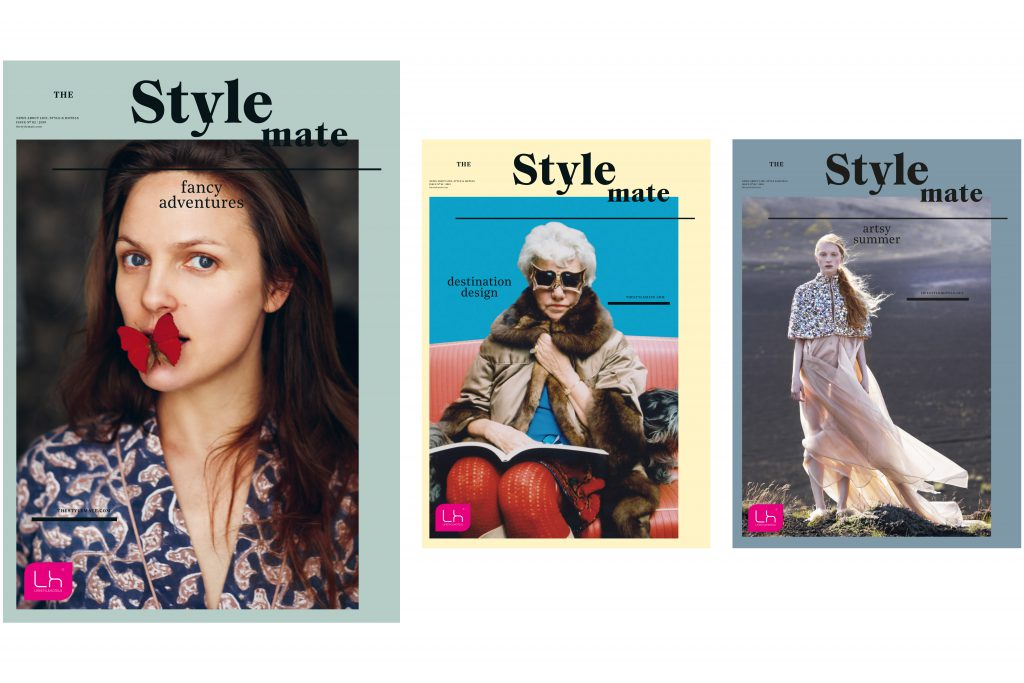 The Stylemate Magazin Covers