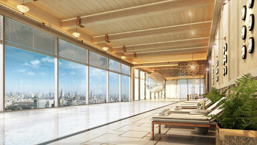 The Langham, Jakarta - Indoor Pool
