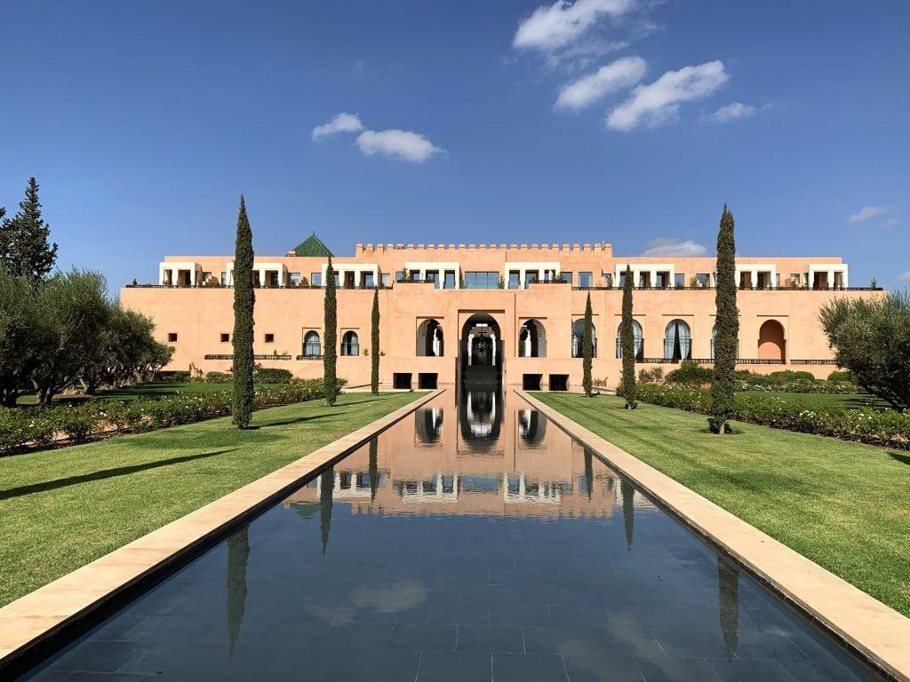 The Oberoi, Marrakech