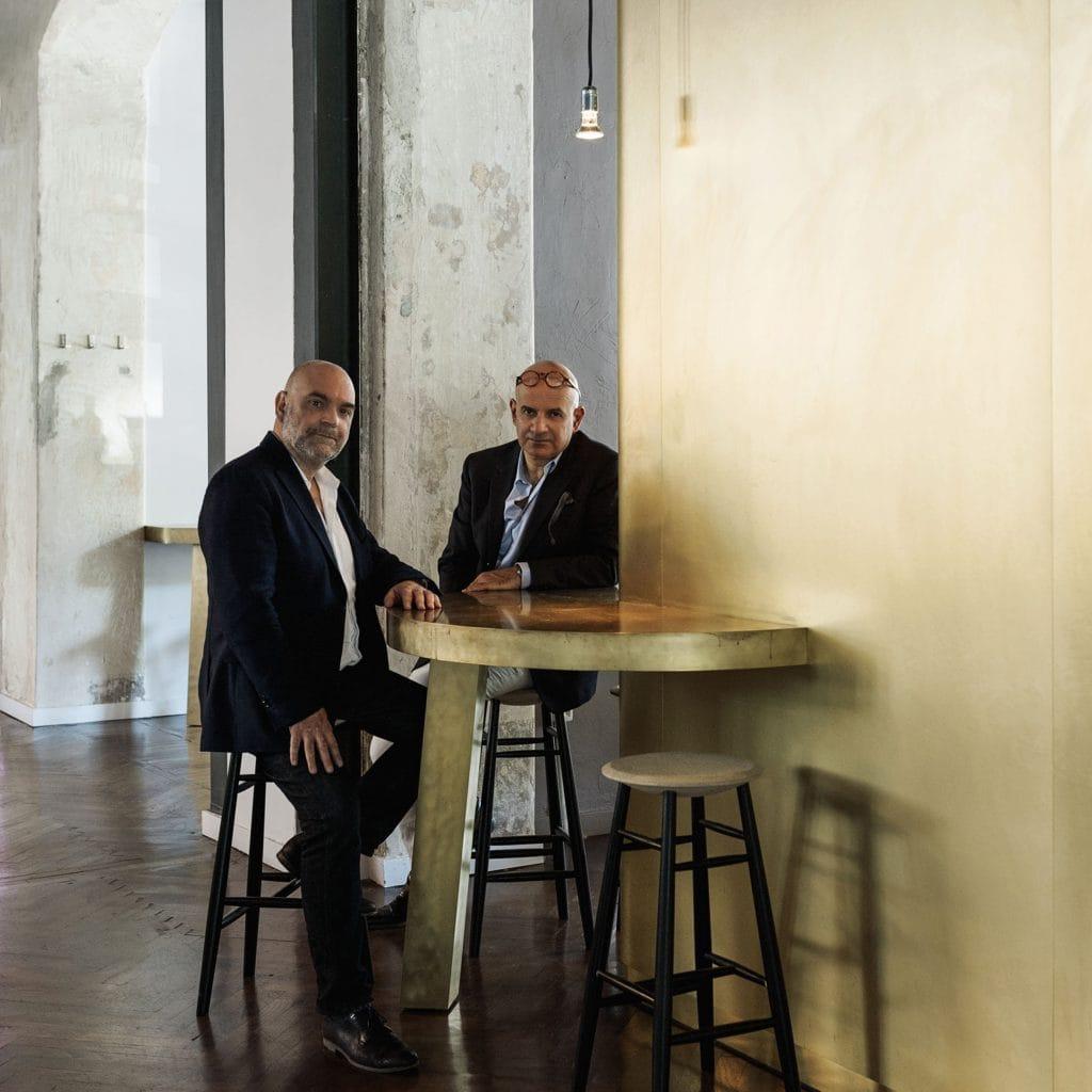 Tiziano Vudafieri & Claudio Saverino, Foto: Nathalie Krag