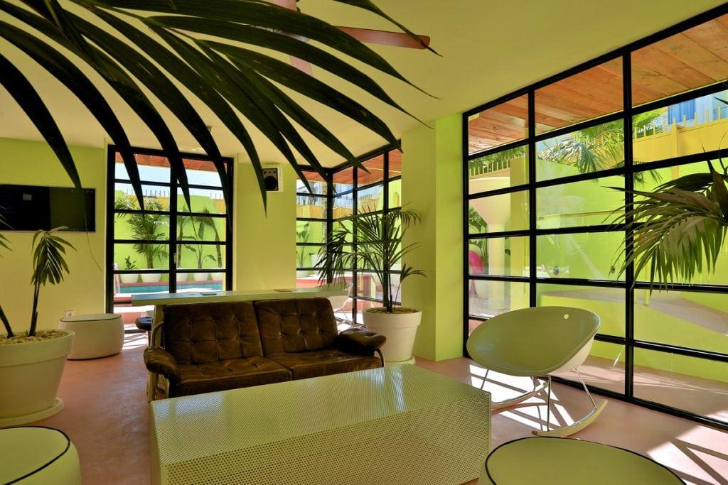 Tropicana Ibiza Suites lobby