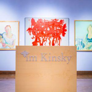 Der Kunstmarkt: im Kinsky