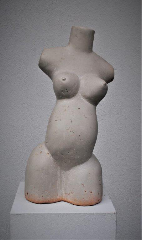 Shona Sculptures, Unknown-Torso