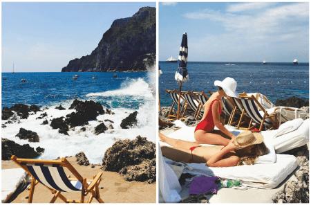 Capri Dolce Vita Book by Assouline