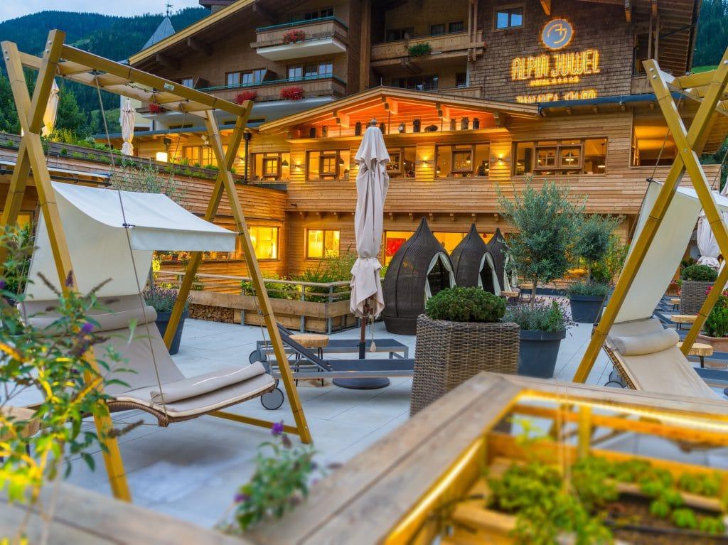 Alpin Juwel, Saalbach Hinterglemm/Österreich