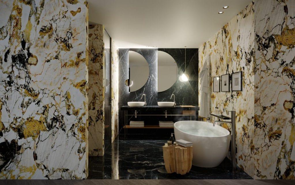 Badezimmer im EALA