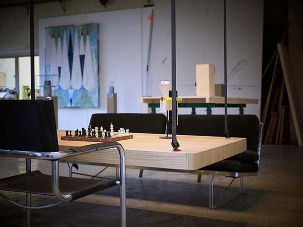 The Flying Table
