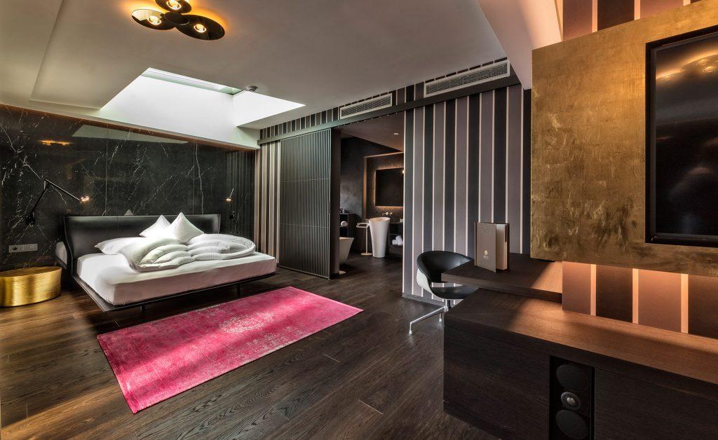 SuiteSeven Stadthotel Merano