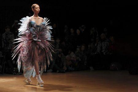 fashion designer iris van herpen