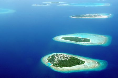 Bird's Eye View Photography Of Islands, Photo: Asad Photo Maldives