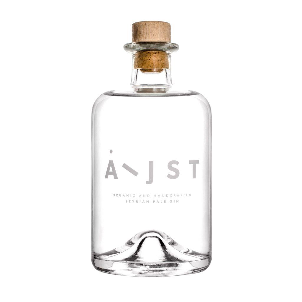 Gin Flasche