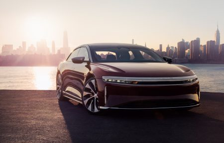 Lucid Motors, Lucid Air