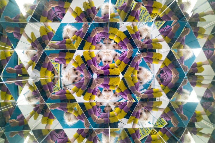 the kalaidoscope