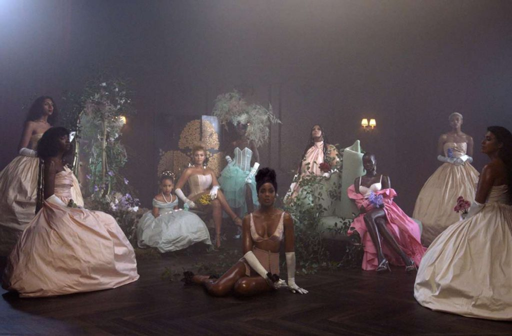 Beyoncé - BROWN SKIN GIRL