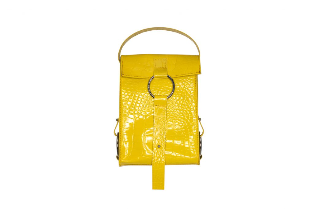 The Mini Bag Lemonpie von Julia Skergeth
