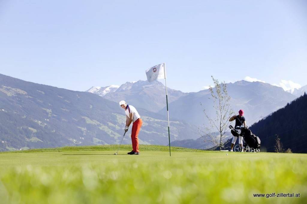 Golf, Sportresidenz Zillertal