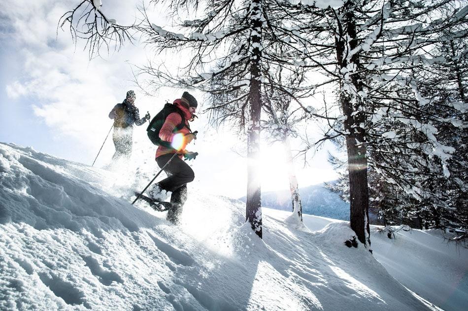 dasMAX Schneeschuhwandern