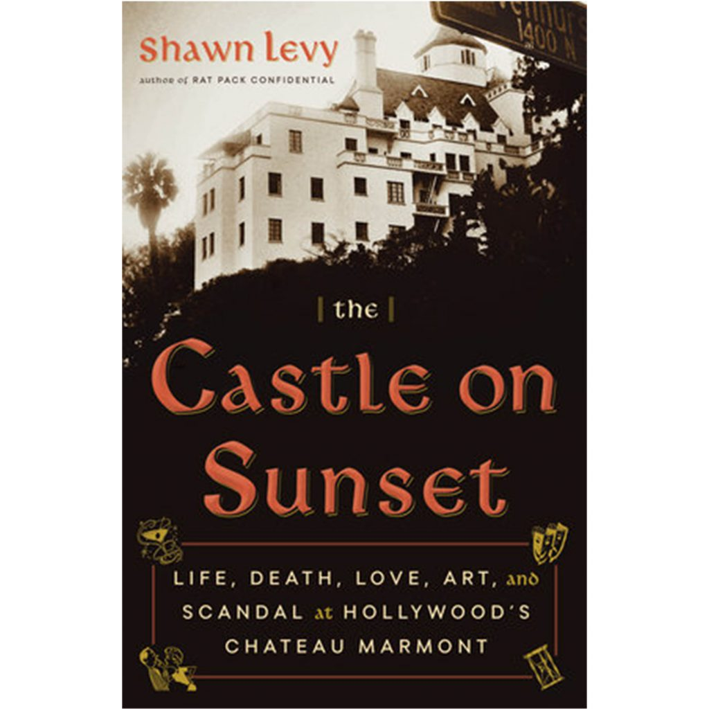 Castle on Sunset by Shawn Levy