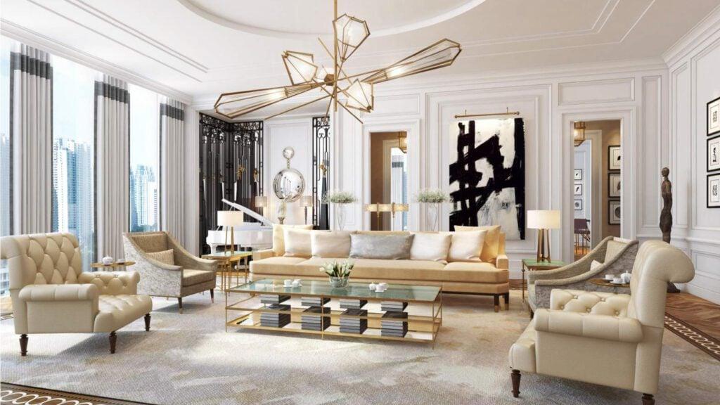 The Langham, Jakarte Presidential Suite