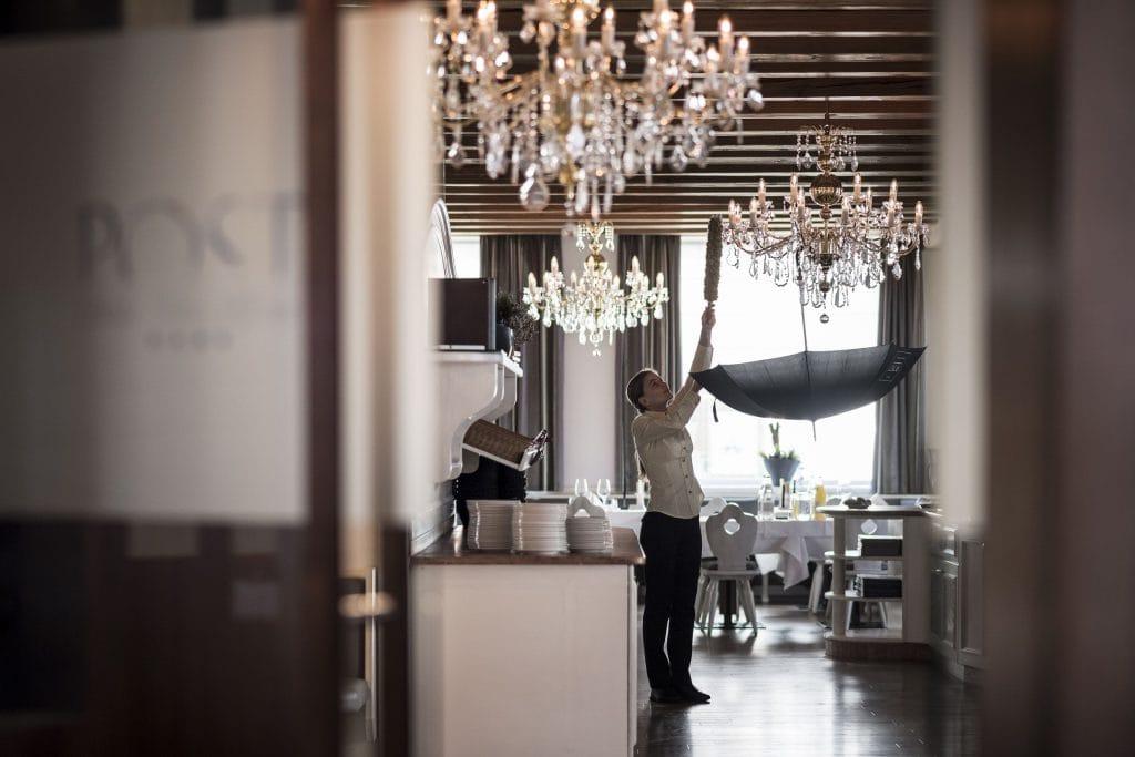 Post Hotel Innichen italy